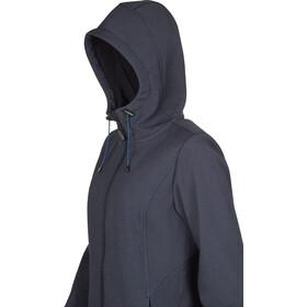 Elkline Träumchen Softshell Jacke Damen bluemelange